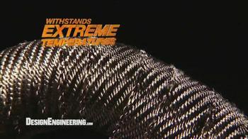 Design Engineering Titanium Exhaust Wrap TV Spot, 'Run Cooler' - Thumbnail 4