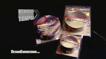 Design Engineering Titanium Exhaust Wrap TV Spot, 'Run Cooler' - Thumbnail 5