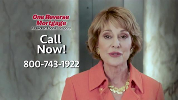 One Reverse Mortgage TV Spot, 'The Line of Credit' - Thumbnail 9
