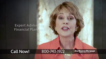 One Reverse Mortgage TV Spot, 'The Line of Credit' - Thumbnail 6