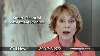 One Reverse Mortgage TV Spot, 'The Line of Credit' - Thumbnail 8