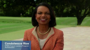 KPMG TV Spot, 'The Next Generation' Featuring Condoleezza Rice - Thumbnail 3
