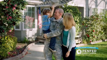 PenFed TV Spot, 'Great Mortgage Rates for Everyone' - Thumbnail 2