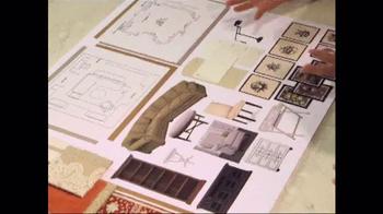 Bassett Summer Home Sale TV Spot, 'Design Studio: Sectional' - Thumbnail 4