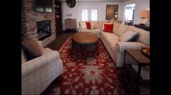 Bassett Summer Home Sale TV Spot, 'Design Studio: Sectional' - Thumbnail 5