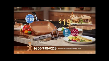 Copper Chef 360 Pan TV Spot, 'Exquisitos resultados' [Spanish] - Thumbnail 10