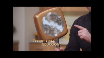 Copper Chef 360 Pan TV Spot, 'Exquisitos resultados' [Spanish] - Thumbnail 4