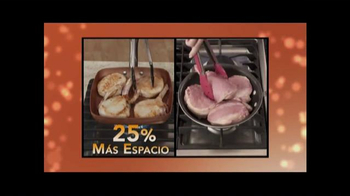 Copper Chef 360 Pan TV Spot, 'Exquisitos resultados' [Spanish] - Thumbnail 5