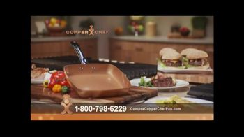 Copper Chef 360 Pan TV Spot, \'Exquisitos resultados\' [Spanish]