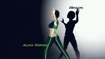 Dragon Pain Relief Cream TV Spot, 'Flexibilidad y movimiento' [Spanish]