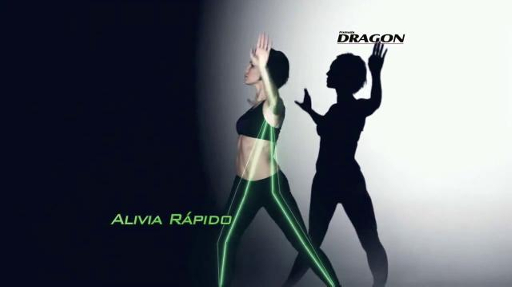 Dragon Pain Relief Cream TV Commercial, 'Flexibilidad y movimiento'