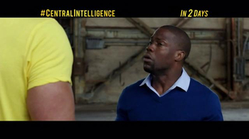 Central Intelligence - Alternate Trailer 39