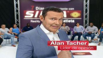 Silka TV Spot, 'Semana de tratamiento: Día 5' con Alan Tacher [Spanish]