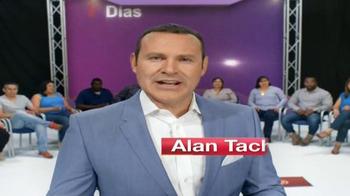 Silka TV Spot, 'Semana de tratamiento: Día 5' con Alan Tacher [Spanish] - Thumbnail 1