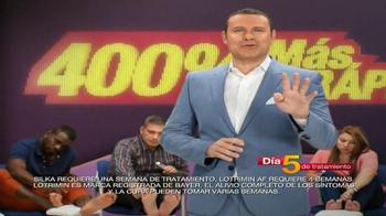 Silka TV Spot, 'Semana de tratamiento: Día 5' con Alan Tacher [Spanish] - Thumbnail 7