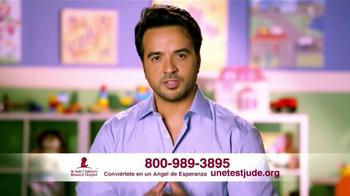 St. Jude Children's Research Hospital TV Spot, 'Ayuda' [Spanish] - Thumbnail 9