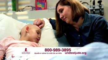 St. Jude Children's Research Hospital TV Spot, 'Ayuda' [Spanish] - Thumbnail 4