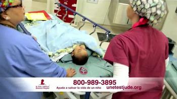 St. Jude Children's Research Hospital TV Spot, 'Ayuda' [Spanish] - Thumbnail 5