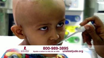St. Jude Children's Research Hospital TV Spot, 'Ayuda' [Spanish] - Thumbnail 7