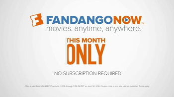 FandangoNOW TV Spot, 'Breaking It Down' Featuring Kenan Thompson - Thumbnail 7