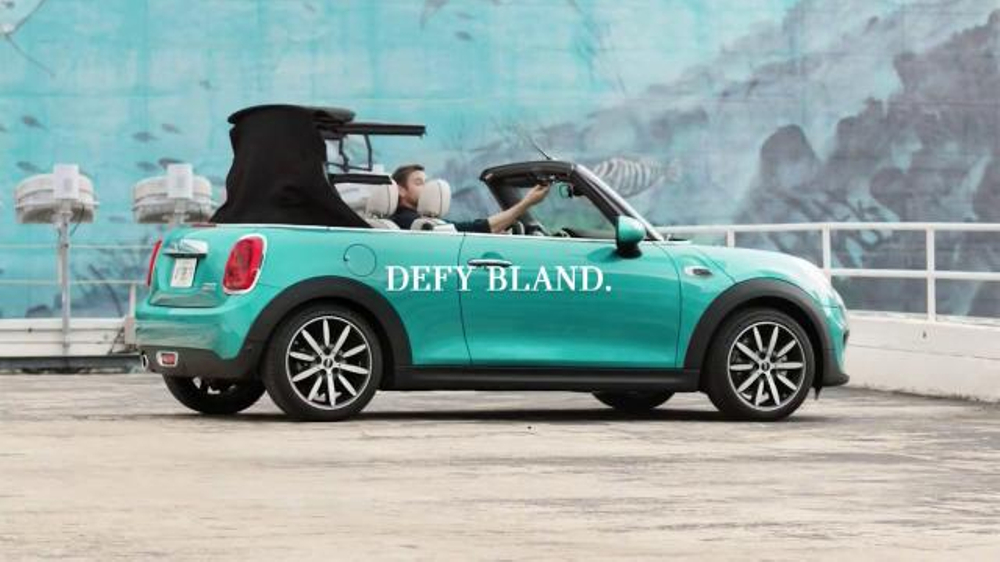 2016 Mini Convertible Tv Commercial Stay Open Song By You Guys