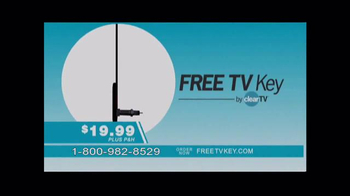 Clear TV Free TV Key TV Spot, 'HD Digital Antenna' - Thumbnail 6