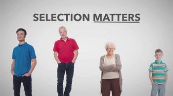 Sleepy's One Day Mattress Sale TV Spot, 'Selection Matters' - Thumbnail 2