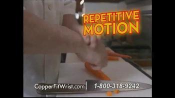Copper Fit Wrist TV Spot, 'Stability' - Thumbnail 4