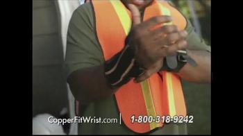 Copper Fit Wrist TV Spot, 'Stability' - Thumbnail 5