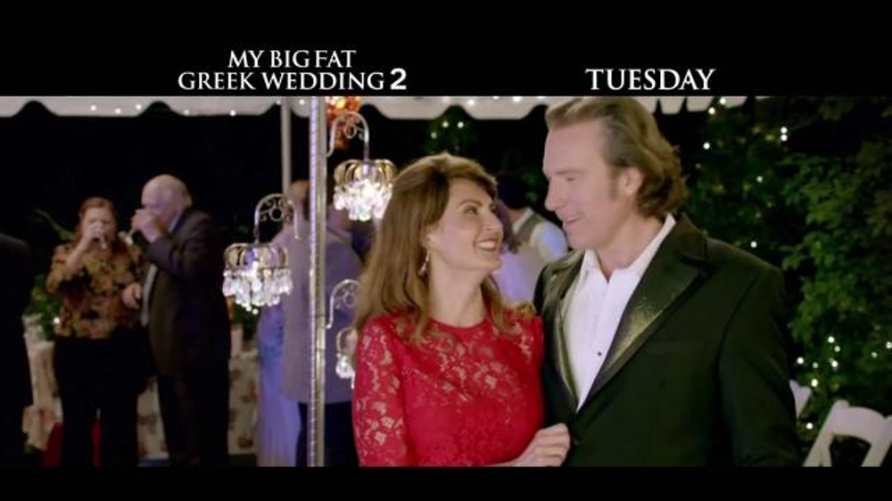My Big Fat Greek Wedding 2.My Big Fat Greek Wedding 2 Home Entertainment Tv Commercial Video