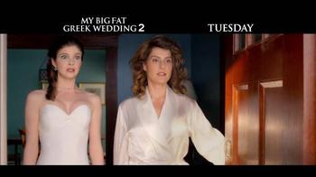 My Big Fat Greek Wedding 2 Home Entertainment TV Spot - Thumbnail 3