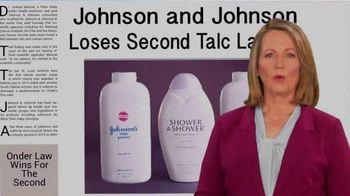 Onder Law Firm TV Spot, 'Johnson & Johnson'