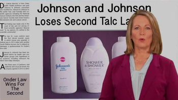 Onder Law Firm TV Spot, 'Johnson & Johnson'