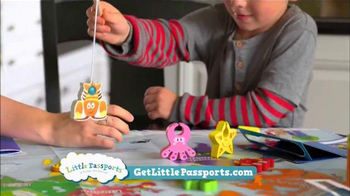 Little Passports TV Spot, 'Global Learning Adventure: Pen Pals' - Thumbnail 5