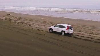 Honda One Tank Trips Sweepstakes TV Spot, 'Beautiful Drives: 2016 Civic' - Thumbnail 3