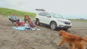 Honda One Tank Trips Sweepstakes TV Spot, 'Beautiful Drives: 2016 Civic' - Thumbnail 6