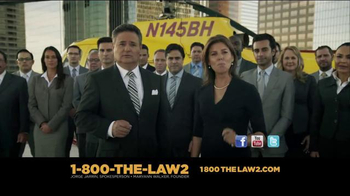 Walker & Walker Attorney Network TV Spot, 'Monetary Compensation'