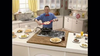 Flippin' Fantastic TV Spot, 'Perfect Pancake Stack' Featuring Jeremy Rabe - Thumbnail 2