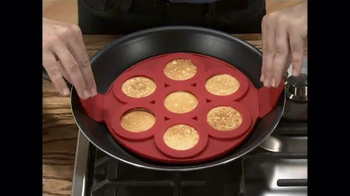 Flippin' Fantastic TV Spot, 'Perfect Pancake Stack' Featuring Jeremy Rabe - 740 commercial airings