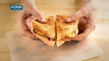 Hellmann's TV Spot, 'Crispy Grilled Cheese Strangewich Recipe' - Thumbnail 1