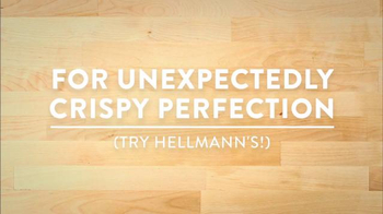 Hellmann's TV Spot, 'Crispy Grilled Cheese Strangewich Recipe' - Thumbnail 2