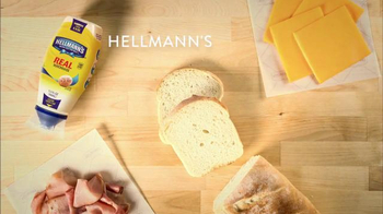 Hellmann's TV Spot, 'Crispy Grilled Cheese Strangewich Recipe' - Thumbnail 3