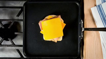 Hellmann's TV Spot, 'Crispy Grilled Cheese Strangewich Recipe' - Thumbnail 7