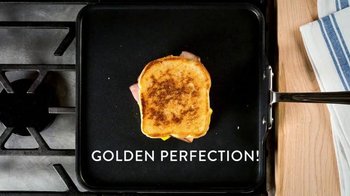 Hellmann's TV Spot, 'Crispy Grilled Cheese Strangewich Recipe'