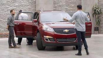 2016 Chevrolet Equinox TV Spot, 'Three Sizes' - Thumbnail 4