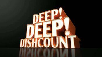 Little Caesars Pizza TV Spot, '$7 DEEP!DEEP! Dishcount' - 2039 commercial airings