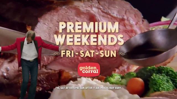 Golden Corral Premium Weekends TV Spot, 'Symphony' - Thumbnail 4