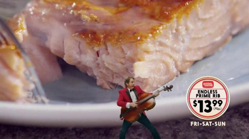 Golden Corral Premium Weekends TV Spot, 'Symphony' - Thumbnail 7