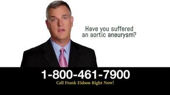 Law Offices of Frank Eidson TV Spot, 'Nerve Damage' - Thumbnail 3