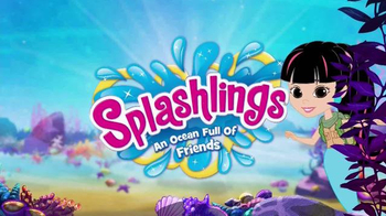 Spashlings TV Spot, 'Discover and Explore'